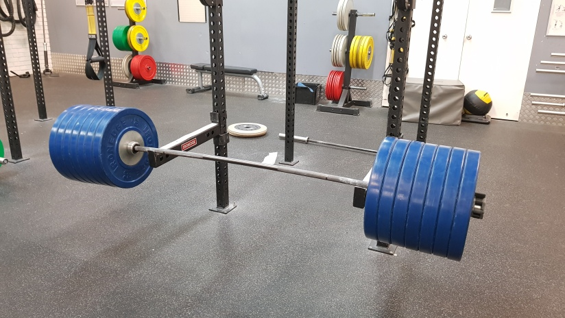 A Case for the Rack Pull