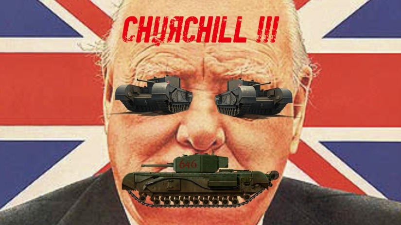 World of Tanks || Churchill III Review