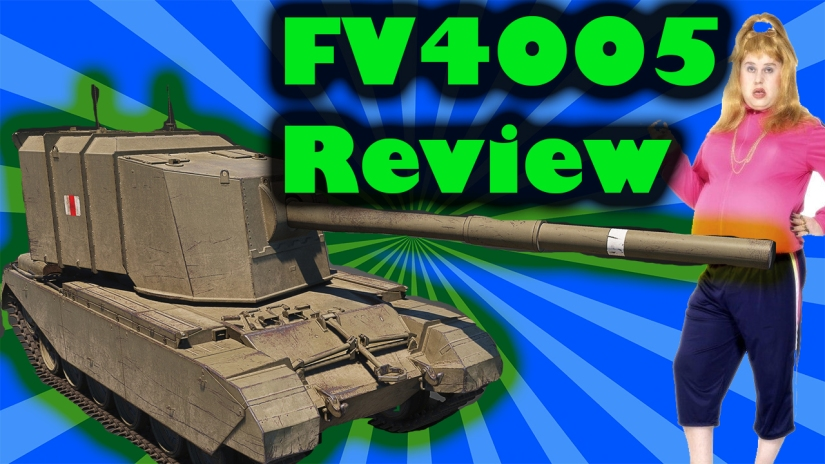 World of Tanks || FV4005 Stage IIReview
