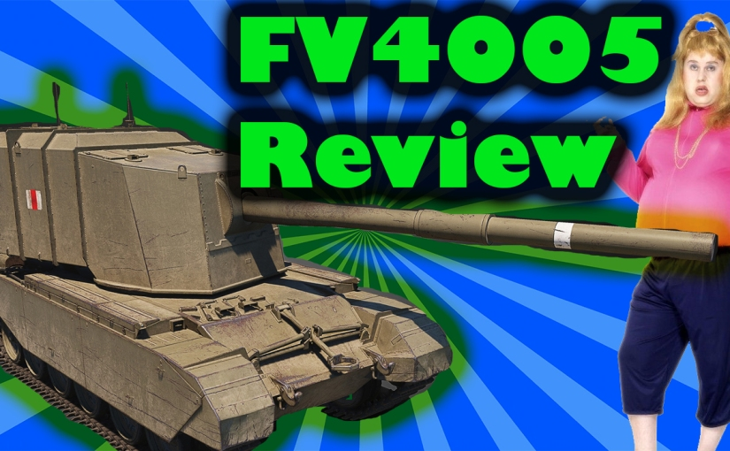 World of Tanks    FV4005 Stage IIReview