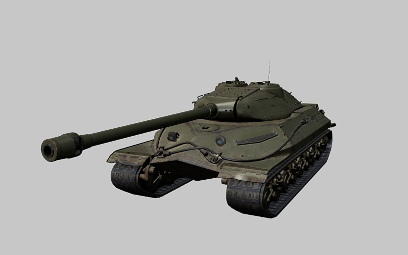 World of Tanks Supertest: Object 257 to Replace T-10