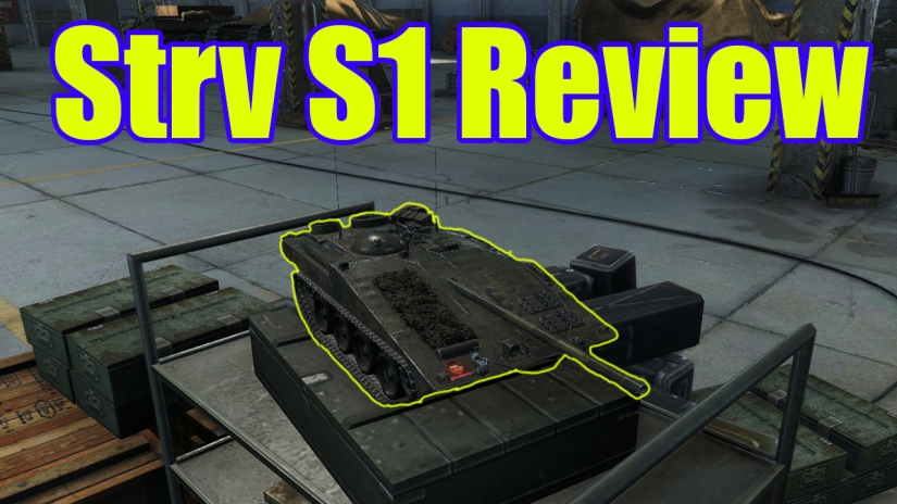 World of Tanks || STRV S1 REVIEW